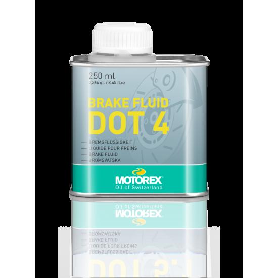 Motorex BRAKE FLUID DOT 4.0 (250ml)
