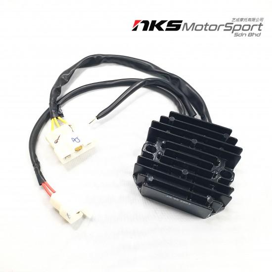 Voltage Regulator Rectifier Assy KTM Duke200/250/390 (90111034000)